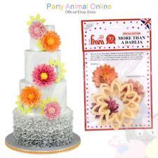 FMM - More than a Dahlia - 3 piece Sugar Flower cake decoration cutter set