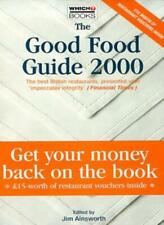 The Good Food Guide 2000 By Jim Ainsworth