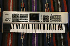 Roland Fantom-X6 Keyboard Synthesizer + Canon 32MB FC-32MH Compact Flash Memory