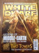 Warhammer. enana blanca edición 320. Warhammer revista.