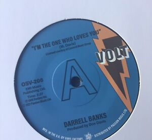 Demo - I'm The One Who Loves You - Darrell Banks