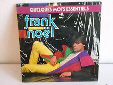 FRANK NOEL Quelques mots essentiels 249372 7