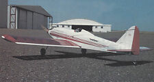 Dream Machine Aerobatic Sport Plane Plans, Templates and Instructions 48ws