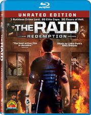 The Raid: Redemption [New Blu-ray] UV/HD Digital Copy, Widescreen, Ac-3/Dolby