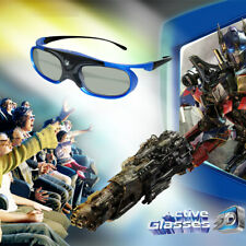 Universal Active Shutter 3D Glasses Rechargeable HD Moive DLP-Link Projector