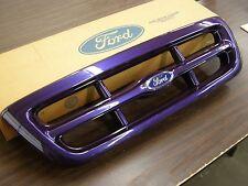 NOS OEM Ford 1998 1999 2000 Ranger Truck Pickup Purple Grille + Emblem Ornament