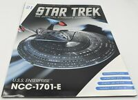 Eaglemoss Star Trek MAGAZINE ONLY *No Ship* # 21 USS ENTERPRISE NCC-1701-E