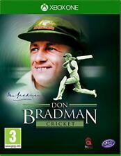 Don Bradman Cricket (Xbox One Game) *VERY GOOD CONDITION*