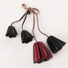 New Marc Jacobs Memphis Flower Tassel Key Ring Chain Bag FOB $150 TPF