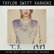 Taylor Swift - Taylor Swift Karaoke:1989 DCD #1965779