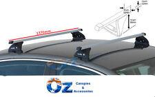 MQ Mitsubishi Triton Roof Rack Heavy Duty Crossbars 1370mm Pair NEW