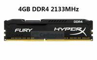 Für Kingston HyperX 4 GB 8 GB 16 GB DDR4 2133 MHz PC4-17000 Desktop RAM Schwarz