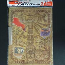 Pokemon Card NEO Premium File 2 9 Cards Japanese Genuine
