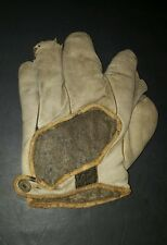 EXTREMLY RARE 1900-1909 A.J.REACH CO. PHILADELPHIA  BASEBALL  GLOVE  VERY OLD!!!