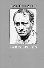 Paris Spleen by Charles Baudelaire (Paperback, 1970)