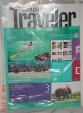 CONDE NAST TRAVELER DECEMBER 2012 ANTARCTICA CARIBBEAN SKI RESORTS TRAVEL AGENTS