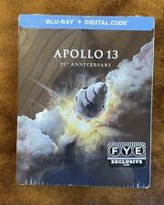 Apollo 13 Steelbook (BLU-RAY + DIGITAL CODE) 25th Anniversary FYE Exclusive