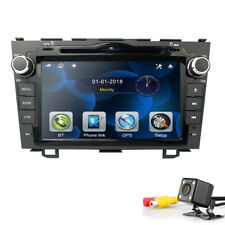 "8"" Car DVD MP3 Player For Honda CR-V CRV RE 2007-2011 Stereo Radio CD Fascia TU"