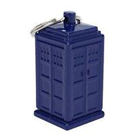 Doctor Who TARDIS Emergency Fund Keychain