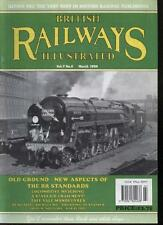 BRITISH RAILWAYS ILLUSTRATED MAGAZINE - March 1998