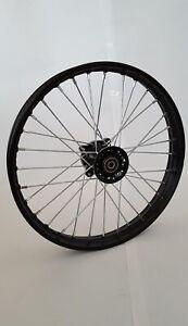 """Felge 1,6 x 17"""" vorne Dirt Bike Achse ø12mm - Reifen Dirtbike Pitbike Crossbike"""