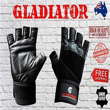 Gym Weight Lifting Gloves Fitness Bodybuilding Strength Training