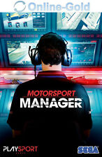 Motorsport Manager Key - STEAM Digital Download Code - PC MAC Game [NEU][DE][EU]