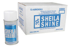 Bk Resources 1 Gallon Sheila Shine© Stainless Steel Cleaner & Polish Case