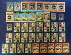 1986+DONRUSS+FLEER+TOPPS+JOSE+CANSECO+RC+BASEBALL+LOT+OF+41+MINT+%2A271141