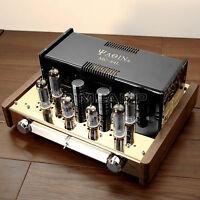 YAQIN MC-84L EL84 Class A Vacuum Valve Tube Hi-end Tube Integrated Amplifier UK