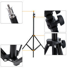 """2m/6.6ft Studio Light Stand+1/4"""" Screw for Video Soft Box Photography F5Y8"""