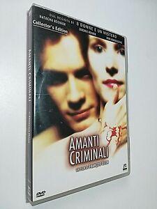 AMANTI CRIMINALI - DVD 2 DISCHI COLLECTOR'S EDITION