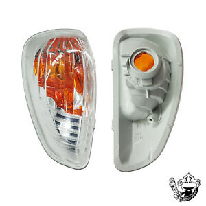 fits VAUXHALL MOVANO DOOR WING MIRROR INDICATOR LENS LAMP AMBER RIGHT 2010-