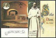 Estampa antigua del Siervo Rafael andachtsbild santino holy card santini