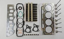 HEAD GASKET SET BOLTS 8 VALVES MEGANE SCENIC LAGUNA VIVARO TRAFIC 1.9 DCi F9Q