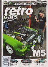 RETRO CARS MAGAZINE JULY 2012.