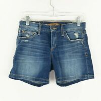 Joes Jeans Womans Denim Shorts Sz 24 Celeste