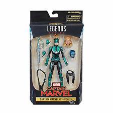 Marvel Legends Captain Marvel Action Figure The Avengers Model Cos Toys 6''