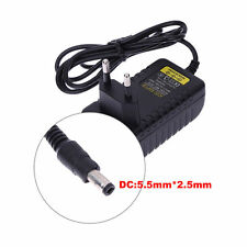 DC EU 12V 3A AC Adapter Charger Power Supply for LED Strip Light