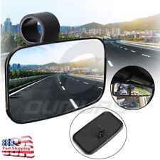 "UTV Rear View Mirror For 1.5"" 1.75"" 2"" Roll Bar Polaris Yamaha Honda Arctic Cat"