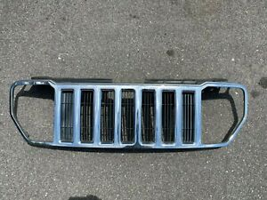2008-2012 Jeep Liberty Chrome Grill Grille Assembly