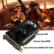 HDMI PCI-Expressx16 Extended Port Game Graphics Card for GTX750Ti 1GB GDDR5 DDR5