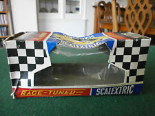 VINTAGE Scalextric Scatola Per Sunbeam Tiger modello N. C/83