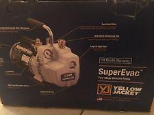 Yellow Jacket,  11 CFM ,  Vacuum pump ,93590