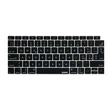 XSKN Italian Keyboard Cover for 2018 new MacBook Air 13.3 with Touch ID A1932