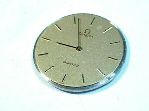Omega Watch Movement & Dial