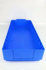 10x Schäfer RK 621B SSI Regalkasten Regalbox Sichtlagerbehälter 585x240x120 Box
