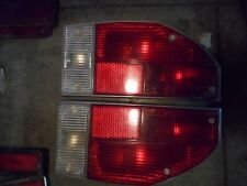 Alfa Romeo rear taillights with casing