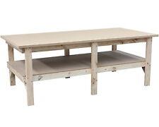 Work bench 2400 x 1200mm - 2.4 x 1.2m