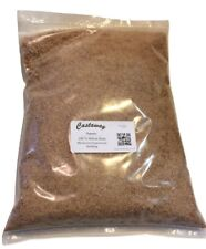 3 lbs Insecta-Loaded Wheat Bran Bedding For Mealworm Superworm  with Gut Load